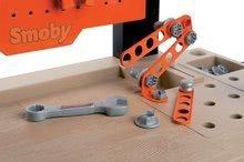 Detská dielňa sety - Set pracovná dielňa Black+Decker Smoby s vŕtačkou a elektronický trenažér V8 Driver_3