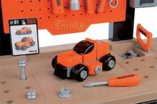 Detská dielňa sety - Set pracovná dielňa Black+Decker Smoby s vŕtačkou a elektronický trenažér V8 Driver_4
