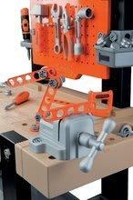 Detská dielňa sety - Set pracovná dielňa Black+Decker Smoby s vŕtačkou a elektronický trenažér V8 Driver_12