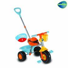 ST1392800 Trojkolka CUPCAKE modro oranzo