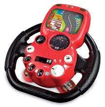 Trenažér pre deti - Elektronický volant City Driver Smoby so zvukom, svetlom a nadstavcom_0