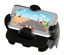 Trenažér pre deti - Elektronický volant City Driver Smoby so zvukom, svetlom a nadstavcom_2
