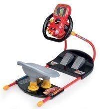 Elektronický trenažér Cars V8 Driver Smoby #VALUE!