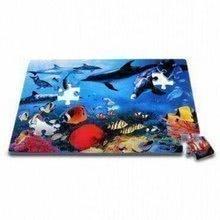 Puzzle din burete Dolphin - Delfini Lee Chyun 54 bucăţi