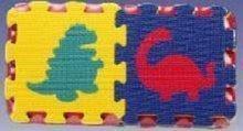 LEE FM813N  Puzzle 6 ks Dino - 6 ks  15*