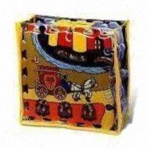Pěnové puzzle - LEE TM008  Puzzle 81 pcs Toy Land - svet