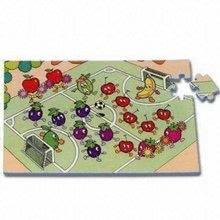Staré položky - Penové puzzle Fruit Lee 54 dielov_2