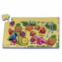 Staré položky - Penové puzzle Fruit Lee 54 dielov_3