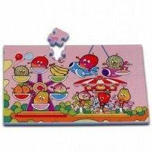 Staré položky - Penové puzzle Fruit Lee 54 dielov_4