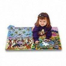 Detské penové puzzle Frog Lee 54 dielov