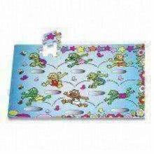 Penové puzzle - Penové puzzle Frog Lee 54 dielov 60*90*1,2 cm_1