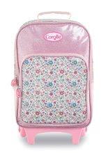 Školske torbe i ruksaci - Ruksak s kotačićima Flowers Les Bagages Corolle na cvjetiće 26*14*41 cm_2