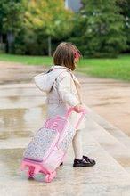 Školske torbe i ruksaci - Ruksak s kotačićima Flowers Les Bagages Corolle na cvjetiće 26*14*41 cm_7