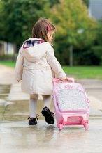 Školske torbe i ruksaci - Ruksak s kotačićima Flowers Les Bagages Corolle na cvjetiće 26*14*41 cm_8