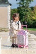 Školske torbe i ruksaci - Ruksak s kotačićima Flowers Les Bagages Corolle na cvjetiće 26*14*41 cm_9