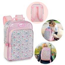 Školske torbe i ruksaci - Ruksak na cvjetiće Flowers Les Bagages Corolle 26*10*36 cm_0