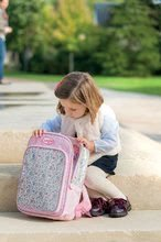 Školske torbe i ruksaci - Ruksak na cvjetiće Flowers Les Bagages Corolle 26*10*36 cm_4