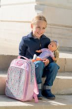 Školske torbe i ruksaci - Ruksak na cvjetiće Flowers Les Bagages Corolle 26*10*36 cm_5