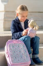 Školske torbe i ruksaci - Ruksak na cvjetiće Flowers Les Bagages Corolle 26*10*36 cm_3
