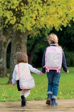 Školske torbe i ruksaci - Ruksak na cvjetiće Flowers Les Bagages Corolle 26*10*36 cm_6