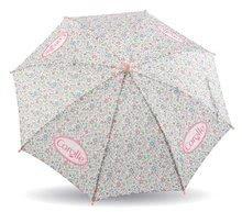 Školske torbe i ruksaci - Kišobran na cvjetiće Flowers Umbrella Les Bagages Corolle 62 cm ručka i 83 cm promjer_1