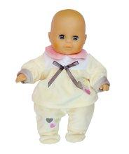Kuchynky pre deti sety - Set kuchynka Máša a medveď Smoby hlboký kočík pre bábiku (58 cm rúčka) a bábika so šatôčkami od 18 mes_9