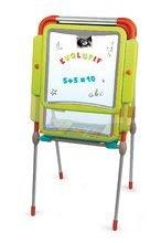 Kozmetické stolíky sety - Set kozmetický stolík Frozen Smoby so stoličkou a magnetická obojstranná tabuľa polohovateľná_11