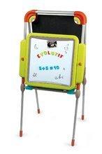 Kozmetické stolíky sety - Set kozmetický stolík Frozen Smoby so stoličkou a magnetická obojstranná tabuľa polohovateľná_12