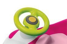 Odrážadlá od 6 mesiacov - Odrážadlo Bubble Go File 2v1 Smoby so strieškou a zvukom ružové od 6 mes_7