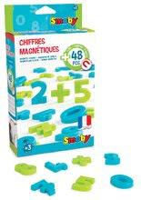 Dětské magnetky Smoby čísla a znaky 48 kusů