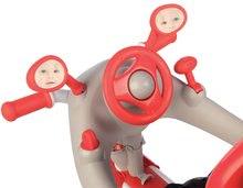 Trojkolky od 10 mesiacov - Trojkolka Baby Driver Confort Smoby červená od 10 mes_2