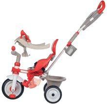 Trojkolky od 10 mesiacov - Trojkolka Baby Driver Confort Smoby červená od 10 mes_0