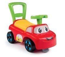 Odrážadlá od 6 mesiacov - Odrážadlo Auto Balade Rouge Smoby s hojdačkou červeno-žlté od 6 mes_9