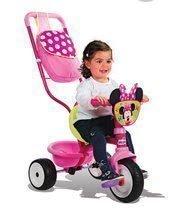 Dětská tříkolka Minnie Be Move Confort Smoby od 10 měsíců růžová