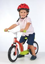 Odrážadlá od 18 mesiacov - Balančné odrážadlo Learning Bike Smoby s nastaviteľnou výškou sedadla červeno-žlté od 24 mes_6