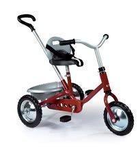 Řetězová tříkolka pro děti Zooky Classic Smoby od 16 měsíců červená