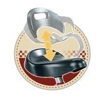 Trojkolky na reťazový pohon - Reťazová trojkolka Zooky Classic Smoby kovová červená od 16 mes_1