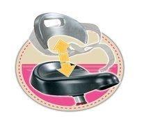 Trojkolky na reťazový pohon - Reťazová trojkolka Zooky Classic Girl Smoby svetloružová od 16 mes_1