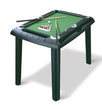 SMOBY 132200 Biliard Stars billiardový stůl od 5 let 110*75*78 cm