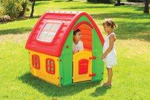 Domečky pro děti - Domeček Fairy House Starplast červeno-zelený od 24 měsíců_2