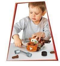 Bănci de lucru pentru copii - Ladă pentru scule Maşini 2 Spy Box Smoby cu maşinuţă Bucşă şi cu scule_0