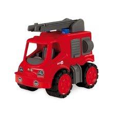Autá do piesku - Hasičské autíčko Maxi Bolide Smoby na hranie dĺžka 31 cm_2