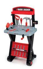 Pracovná detská dielňa - Pracovný stôl Black&Decker Premier Etabli Smoby s 20 doplnkami_0