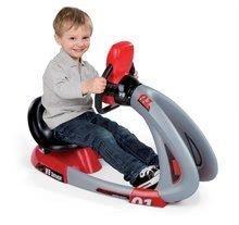 Trenažér pre deti - Pretekársky trenažér V8 Driver Smoby elektronický so zvukom_0
