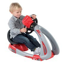 Trenažér pre deti - Pretekársky trenažér V8 Driver Smoby elektronický so zvukom_2