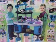 Detská kuchynka Berchet Smoby elektronická