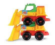 Stavebné stroje - Autíčko buldozér Écoiffier do piesku dĺžka 40,5 cm od 18 mes_3
