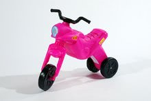 Detské odrážadlo motorka Enduro Maxi Dohány ružové