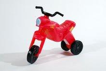 Odrážadlo motorka Enduro Maxi Dohány červené