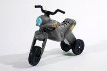 Dětské odrážedlo motorka Enduro Maxi Dohány stříbrné